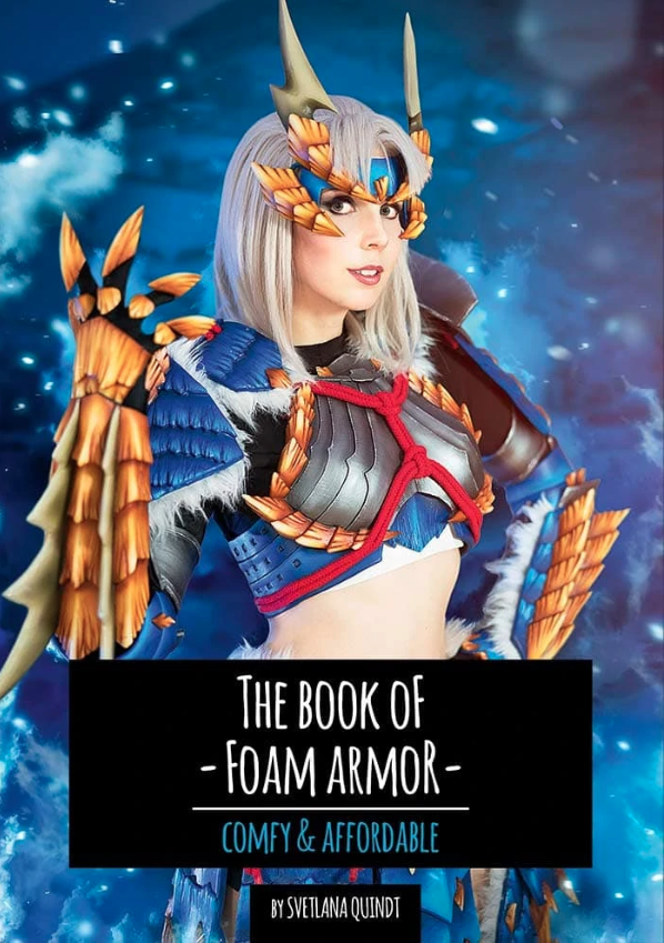 The Book of Foam Armor – Comfy & Affordable